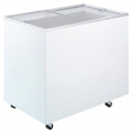 Bromic CF0300FTFG - 269Ltr Chest Freezer with glass top