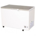 Bromic CF0300FTSS - 396Ltr Chest Freezer with stainless steel top