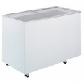 Bromic CF0400FTFG -401Ltr Chest freezer with glass top