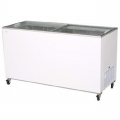 Bromic CF0500FTFG - 491Ltr Chest freezer with glass top