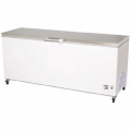 Bromic CF0700FTSS - 675Ltr Chest Freezer with stainless steel top