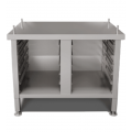 CSK100 STAINLESS STEEL OVEN STAND