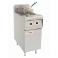 Frymaster MJ150 Gas Twin Pan Deep Fryer - 2x 12.5ltr