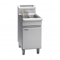 Waldorf FN8226G Gas Twin pan Deep Fryer - 2x 13ltr