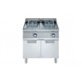 ELECTROLUX E7FREH2FF0 15L + 15L Model Freestanding Electric Fryers