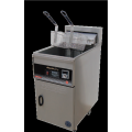 FRET18DL FRYERS - ELECTRIC - SPLIT PAN 457MM WIDE