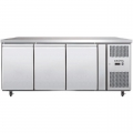 Bromic UBC1795SD 3 door undercounter s/steel chiller (solid dr)