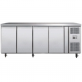 Bromic UBC2230SD 4 door undercounter s/steel chiller (solid door)